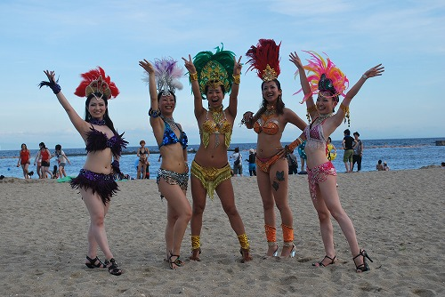 Lの会 Beach Party8