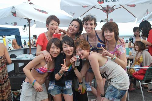 Lの会 Beach Party9